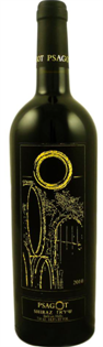Psagot Shiraz 2011 750ml